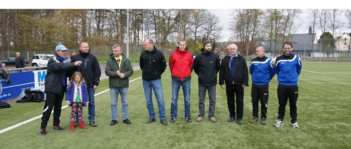 ETL AGRAR-DIENST Koblenz unterstützt Jugend des TSV Emmelshausen