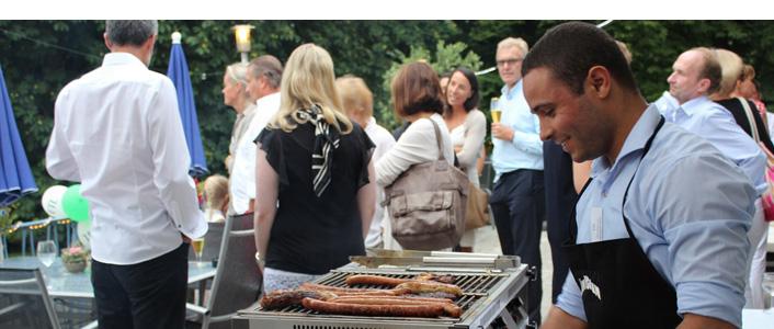Sommerfest am Maschsee