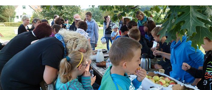 Kinderfest im Naturerlebnispark Mühlenhagen