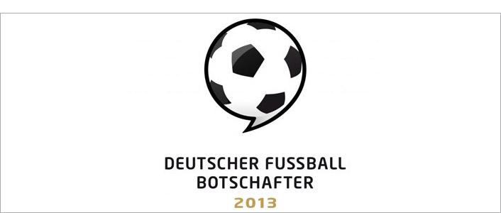 Deutscher Fußball-Botschafter 2013: Die nominierten Fußballtrainer stehen fest