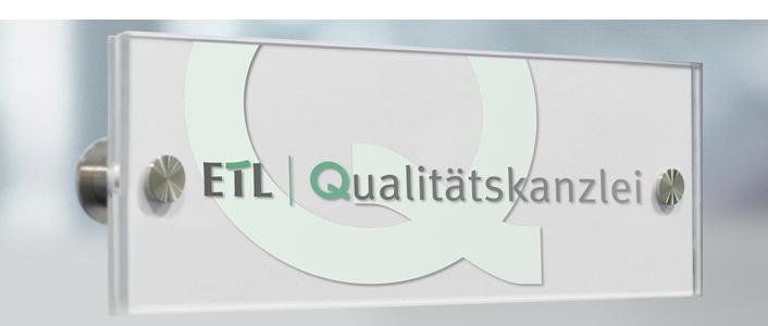 Wir sind eine ETL Qualitätskanzlei