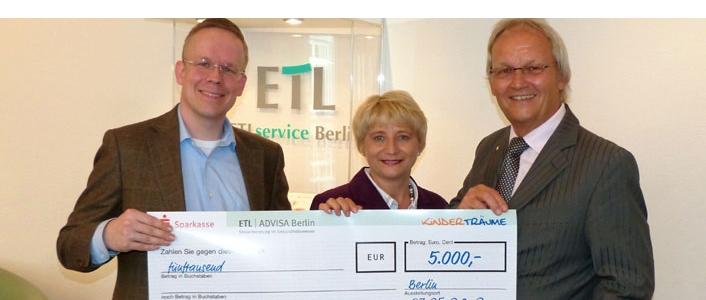 ETL ADVISA Berlin unterstützt den Neubau von Schulen in Afghanistan