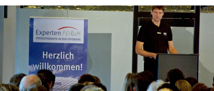 ExpertenFORUM für Physiotherapeuten in München