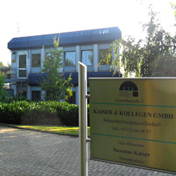 Steuerberater Kaiser & Kollegen Gevelsberg