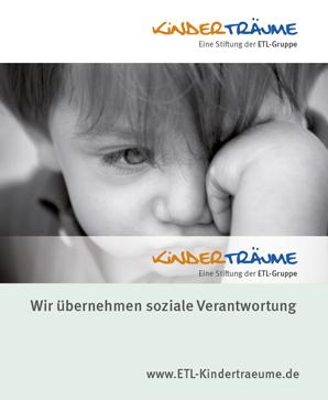 ETL-Stiftung Kinderträume