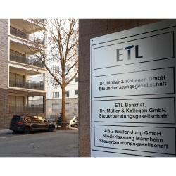 Steuerberater ETL Banzhaf, Dr. Müller & Kollegen Mannheim