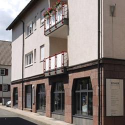 Standort Josef-Schmitt-Straße