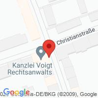 Kanzlei Voigt, Standort Max-Planck-Straße