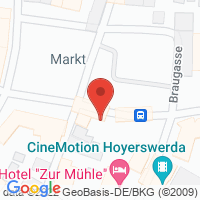 Rechtsanwaltskanzlei Dutschke, Standort Schloßstraße