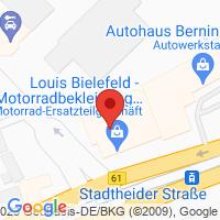 Kanzlei Voigt, Standort Herforder Straße