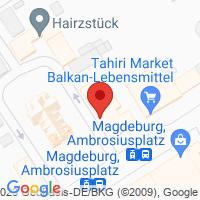 ETL Unternehmensberatung GmbH, Standort Halberstädter Straße