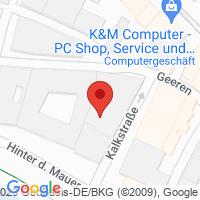 ETL Unternehmensberatung GmbH, Standort Kalkstraße