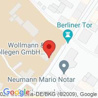 Wollmann & Kollegen GmbH, Standort Bahnhofstraße