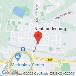 Neubrandenburg <br />Mecklenburg-Vorpommern