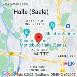 Halle (Saale)<br />Sachsen-Anhalt