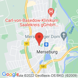 Merseburg<br />Sachsen-Anhalt