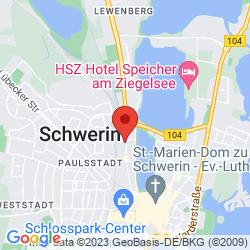 Schwerin <br />Mecklenburg-Vorpommern